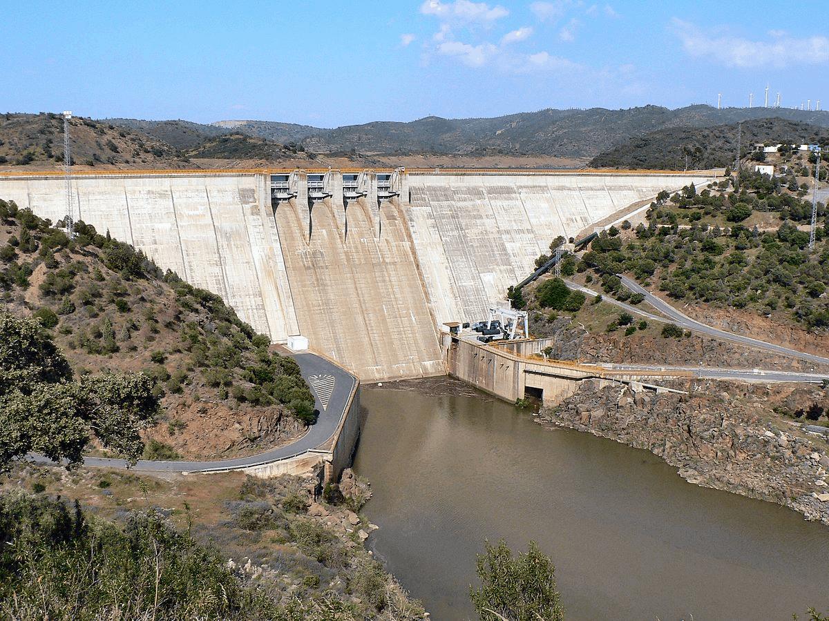 sistema de monitoramento de barragem