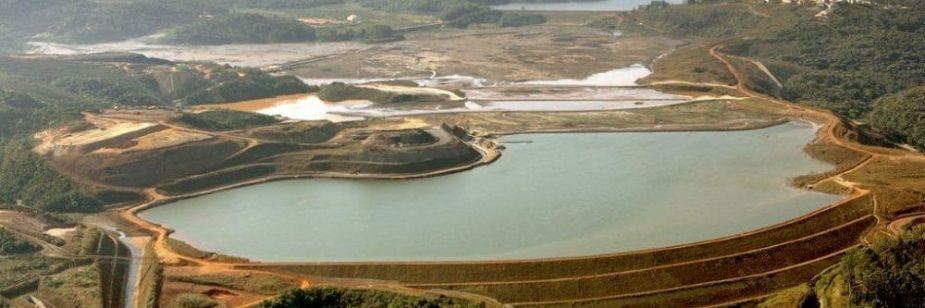 barragem de rejeito
