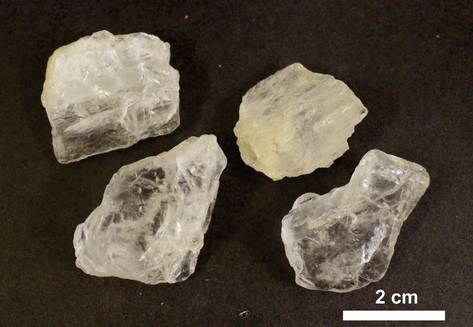 petalita (mineral de litio)