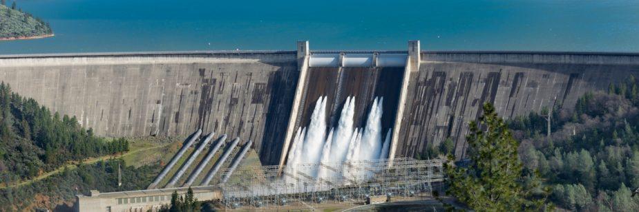 classificação de barragens