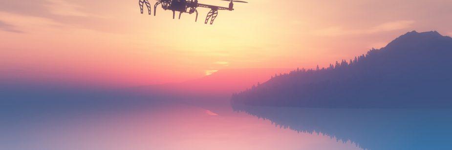 drones na geofísica