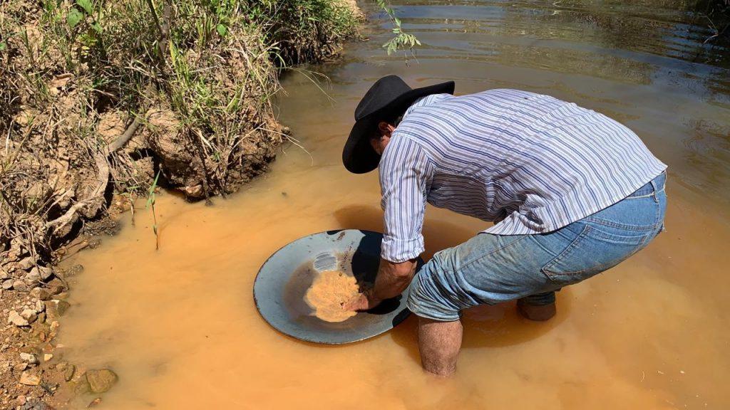 geoquímica aplicada a prospecção mineral