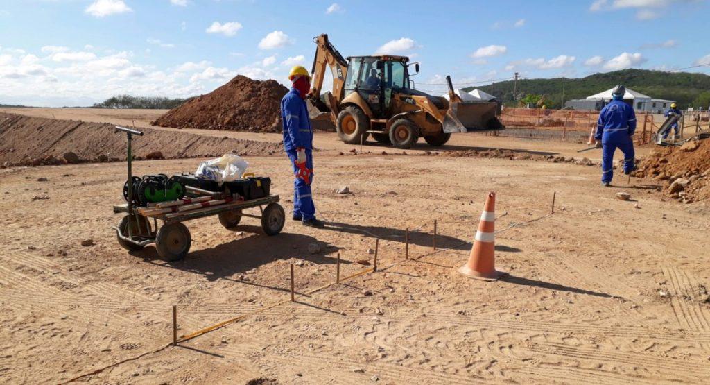 estratificação do solo para aterramento medida pela resistividade do solo