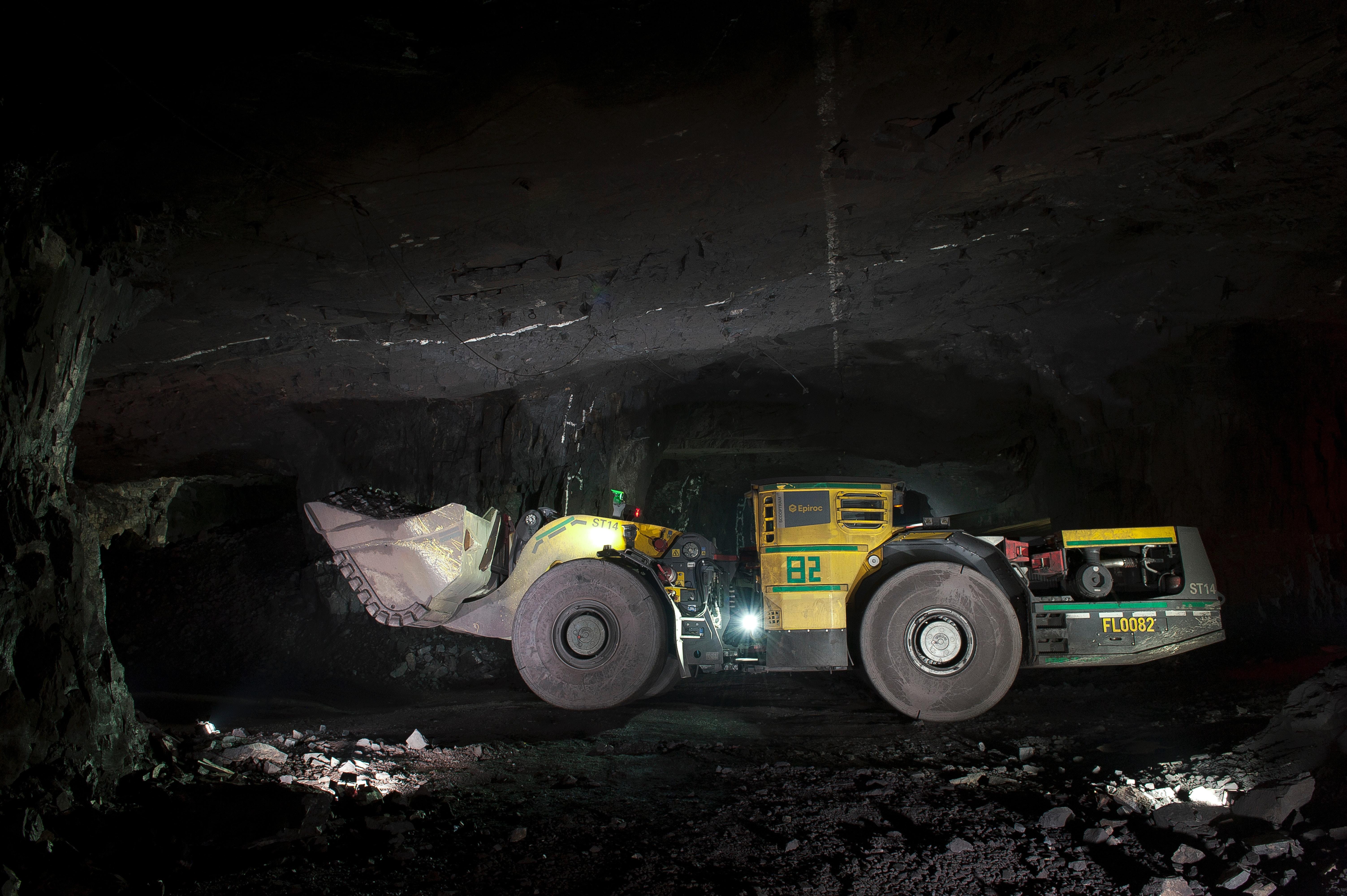 exploração de recursos minerais